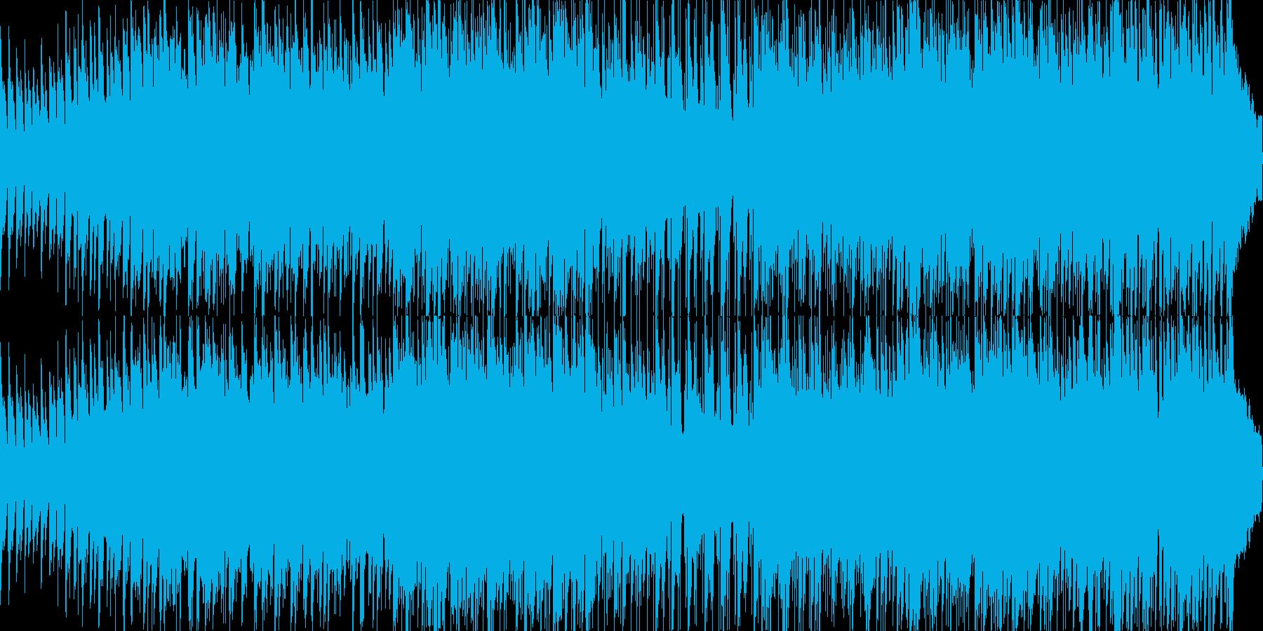 愛の挨拶/ハワイアンアレンジの再生済みの波形