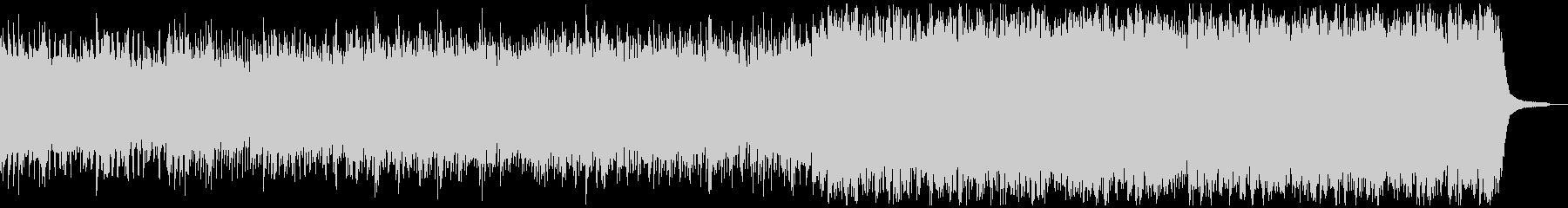 ピアノと民族コーラス 後半の弦アルペジオの未再生の波形