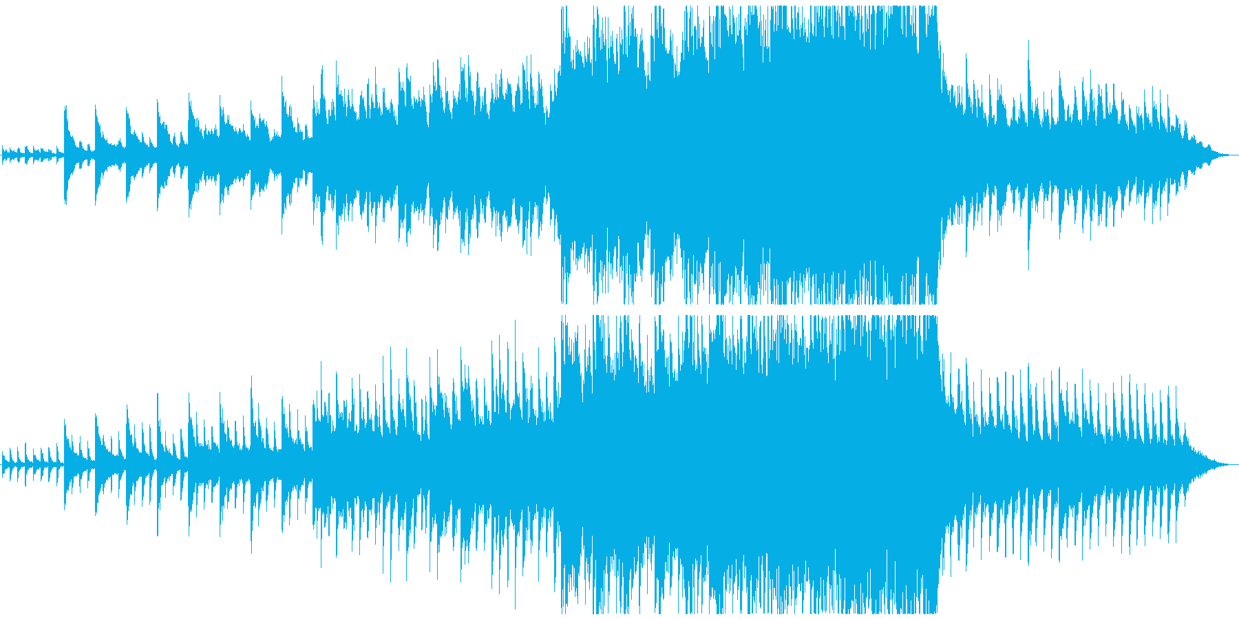 現代的 交響曲 広い 壮大 ドラマ...の再生済みの波形