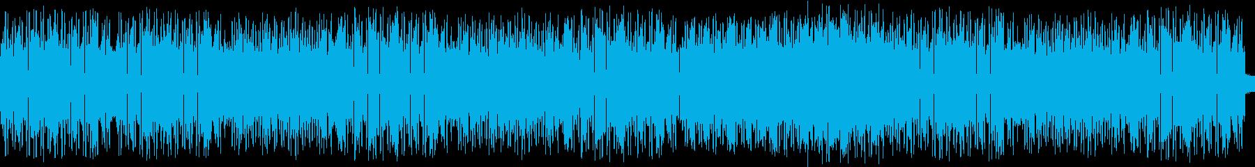 古いラジオ・ピエロ・道化・演劇・レトロの再生済みの波形