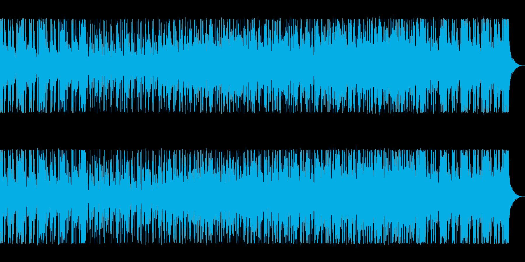 レトロな80sフュージョン・サウンドの再生済みの波形