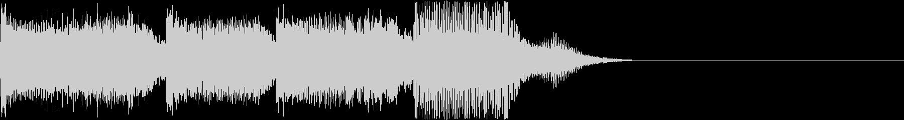 AI メカ/ロボ/マシン動作音 23の未再生の波形