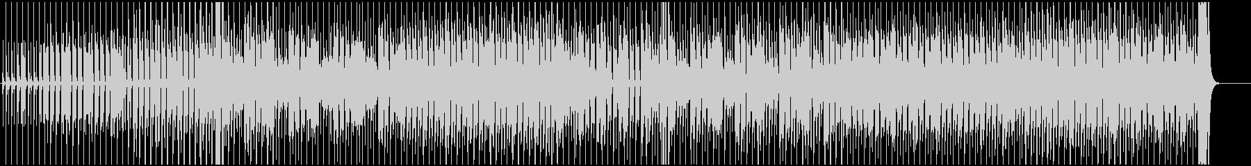 グロッケンとエレピの不思議なポップロックの未再生の波形