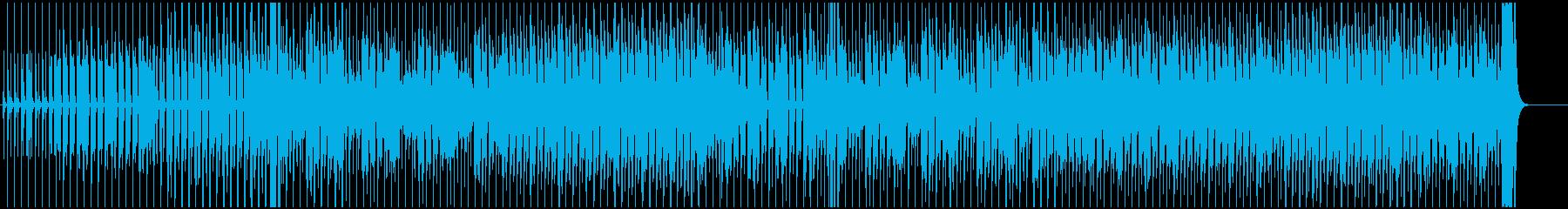 グロッケンとエレピの不思議なポップロックの再生済みの波形