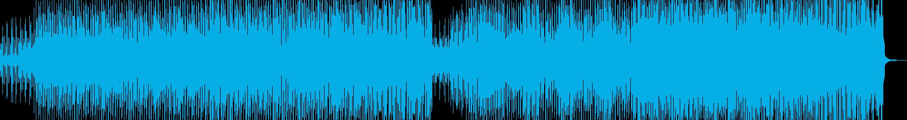 ユーモアな三味線・お祭り騒ぎなジャズ Aの再生済みの波形