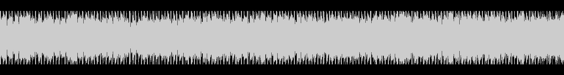 成功(ループ)の未再生の波形