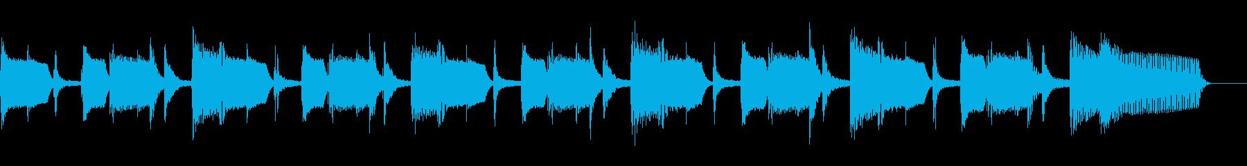 マルガリータ、ミディアムテンポ、ベ...の再生済みの波形