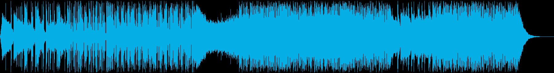 ポップ テクノ 代替案 ラウンジ ...の再生済みの波形