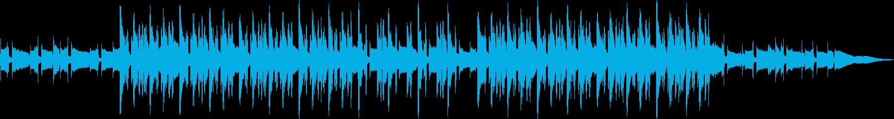 ブルース ポップ ロック Hip-...の再生済みの波形