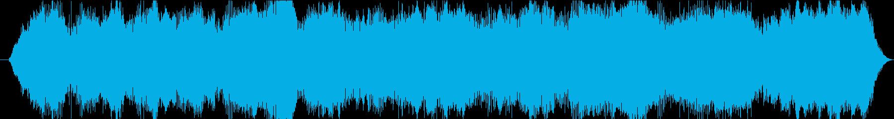 15秒CM向きの4 クラシックでポップスの再生済みの波形