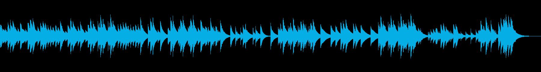 ハレルヤ オルゴールの再生済みの波形