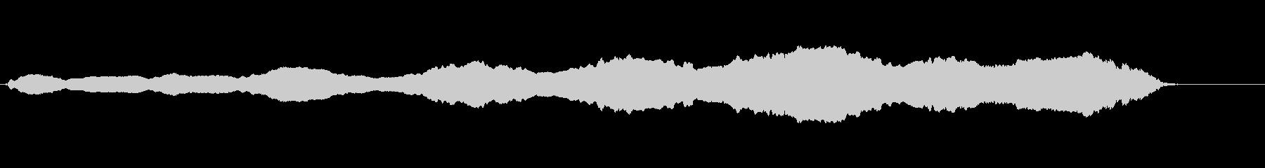 スライドホイッスル:滑走スライドコ...の未再生の波形