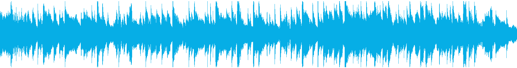朝のリラクゼーション、安眠 ※ループ版の再生済みの波形