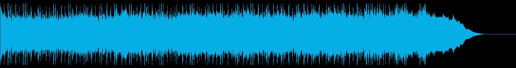 企業VP 爽やかなギターロック Bの再生済みの波形
