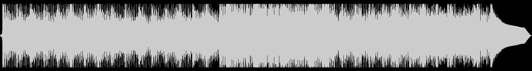 企業VP チャントの声がエモいEDMの未再生の波形