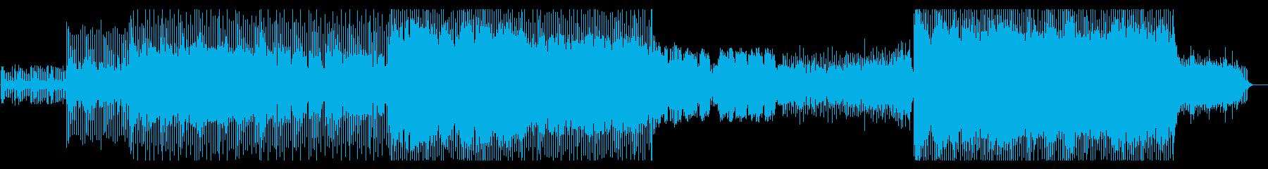 理想と現実ポップスの再生済みの波形