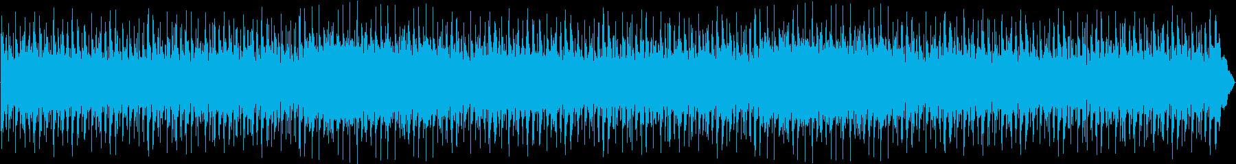 驚くほどの動きのあるダークでモダン...の再生済みの波形