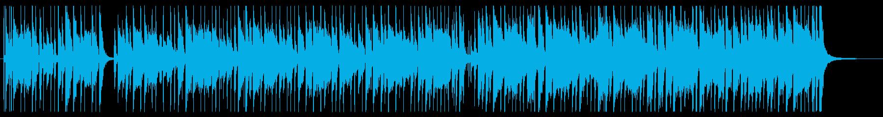 サラサラ ジャズ ラテン 壮大 バ...の再生済みの波形