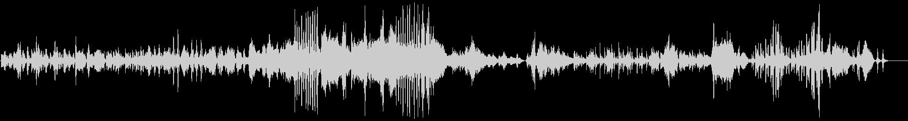ブラームス/ヴァイオリン・ソナタ3-3の未再生の波形
