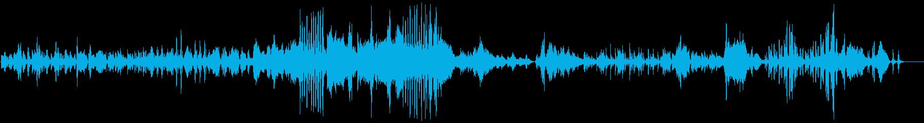 ブラームス/ヴァイオリン・ソナタ3-3の再生済みの波形
