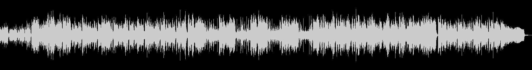 琴、エスニックフルート、ドラム、シンセ…の未再生の波形