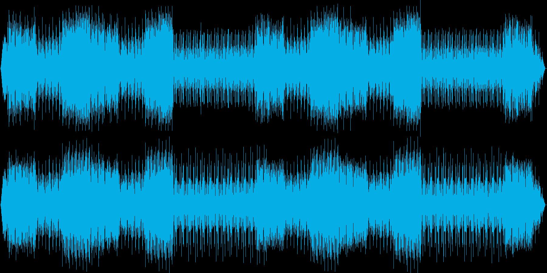 エステサロンのBGMがほしいとの事で…の再生済みの波形
