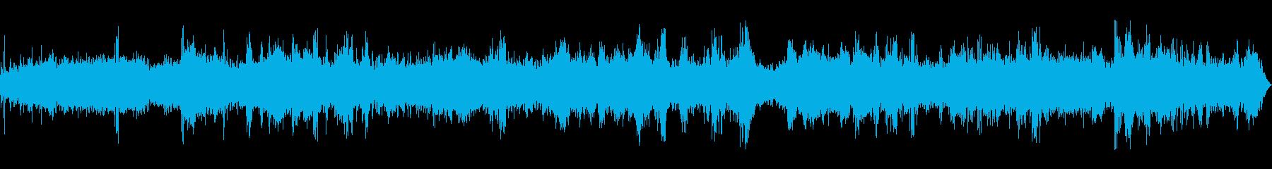 レンジローバーSUV:INT:でこ...の再生済みの波形