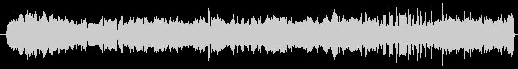 ノイズ デジタルエラーシーケンス01の未再生の波形