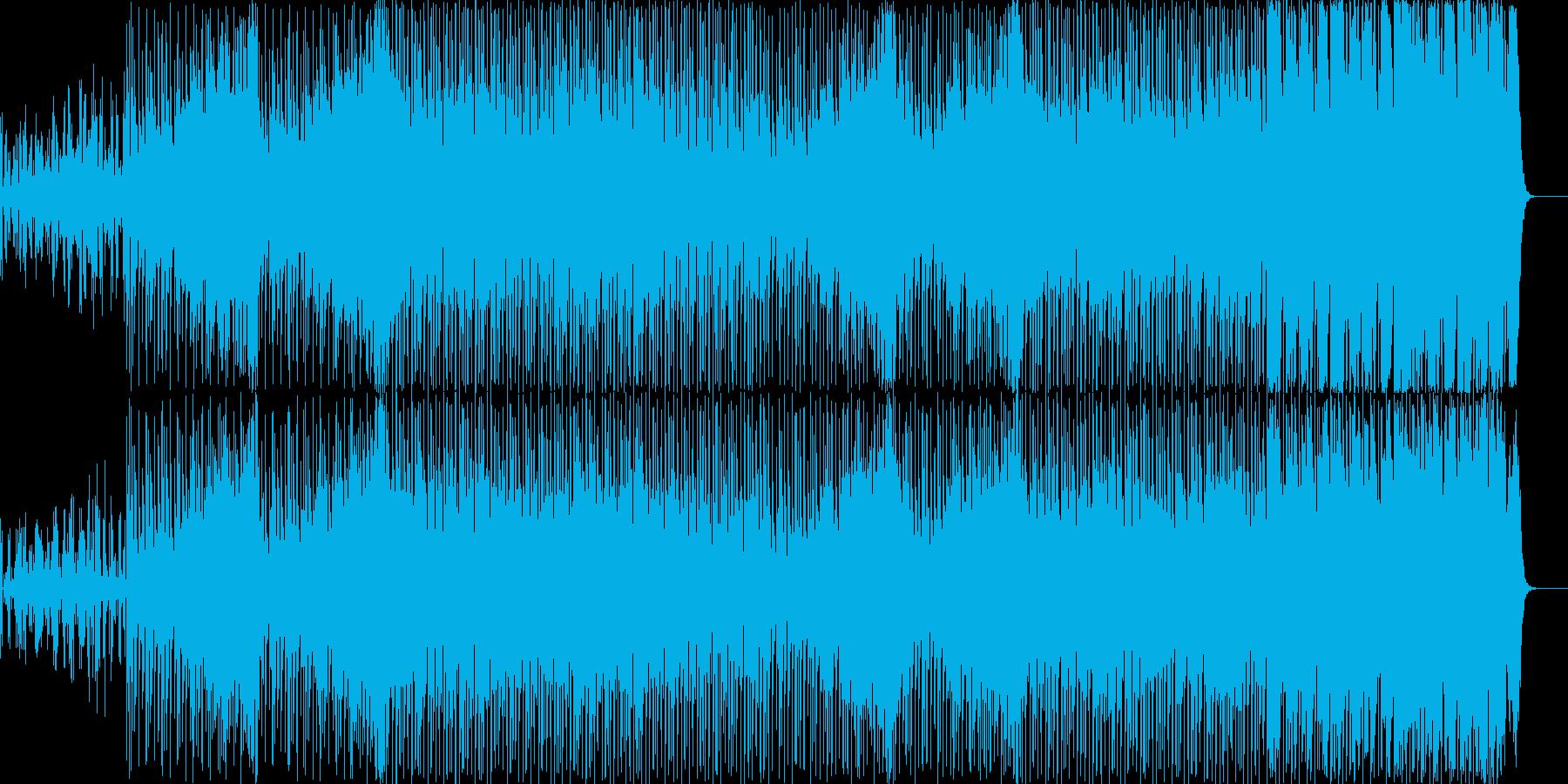 動画 サスペンス アクション エス...の再生済みの波形