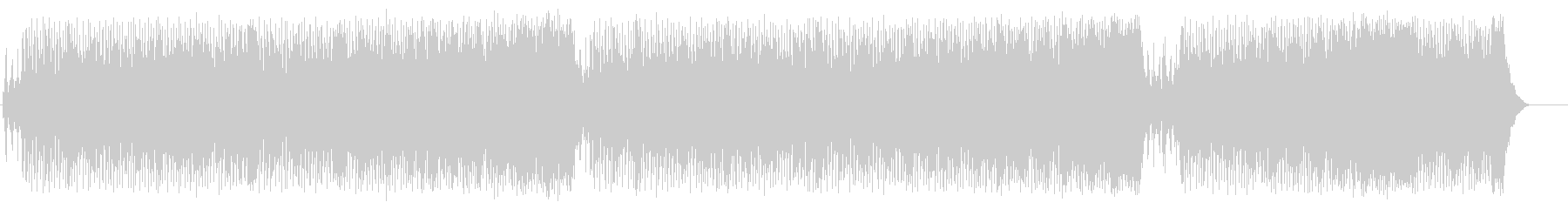 好奇心旺盛なポップ(フルサイズ)の未再生の波形