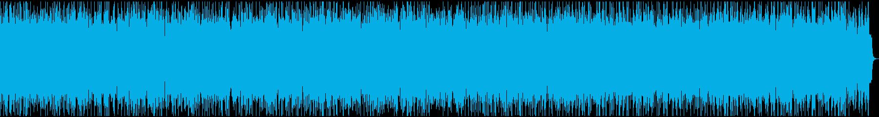 9分ケルトバイオリンワールドミュージックの再生済みの波形