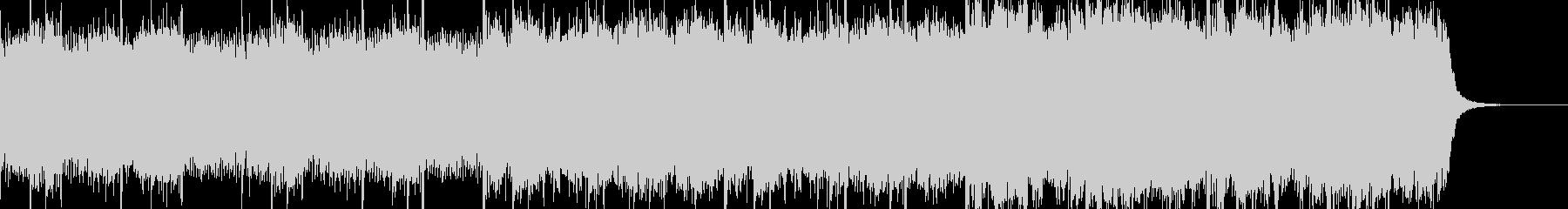 企業VP向け感動的なピアノBGMの未再生の波形