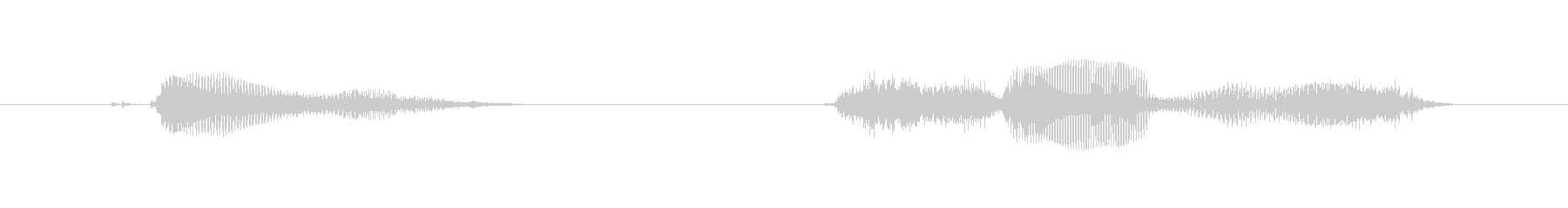 Oh yeah!'s unreproduced waveform