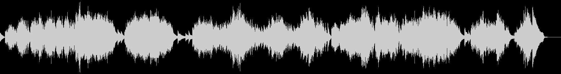 ワルツ第6番 Op.64-1/ショパンの未再生の波形