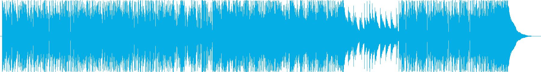ロック調のピアノインストです。クールで…の再生済みの波形