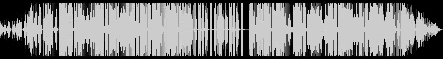 ハウス/ディスコ_No422の未再生の波形