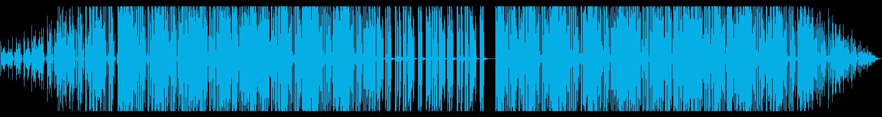ハウス/ディスコ_No422の再生済みの波形