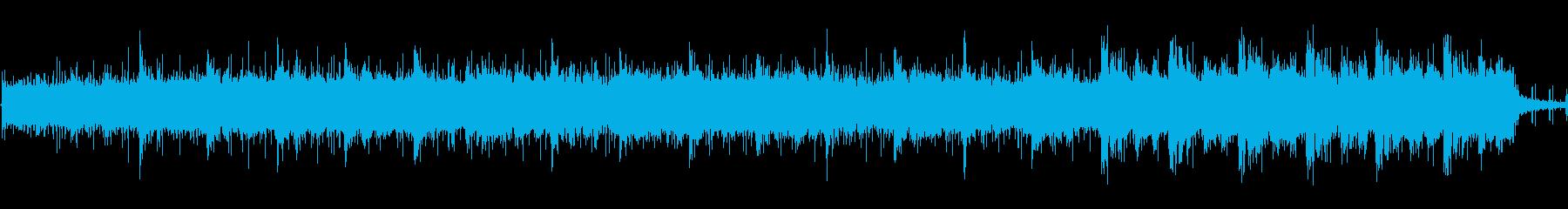 orbitalの再生済みの波形