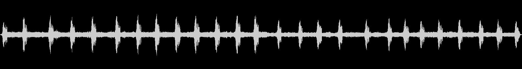 【環境音】秋の夜長に癒しの虫たちの声の未再生の波形