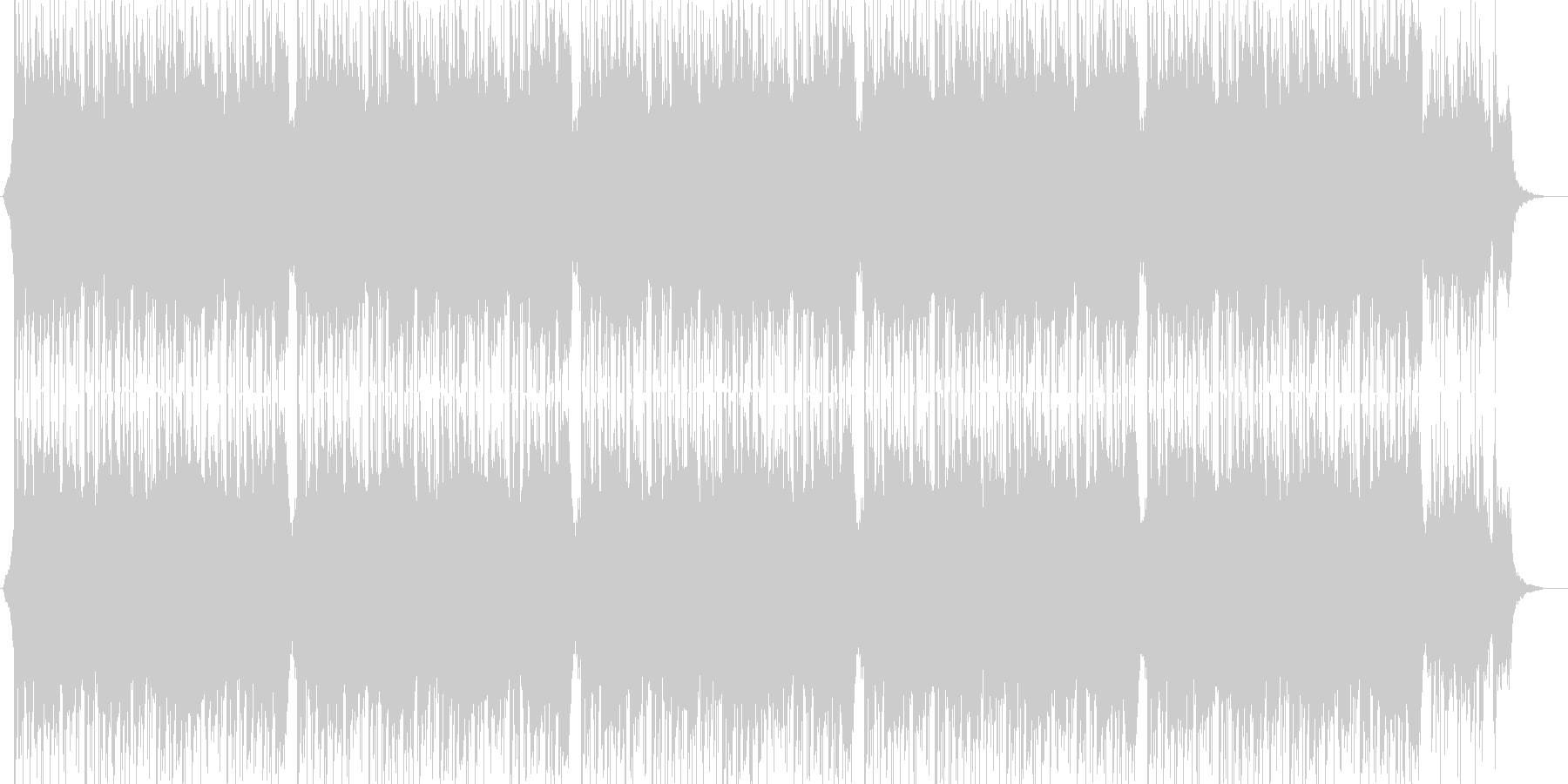 Dramatic development _ Adult mysterious's unreproduced waveform