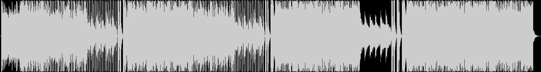 マイケル・ジャクソン系 ダークファンクの未再生の波形