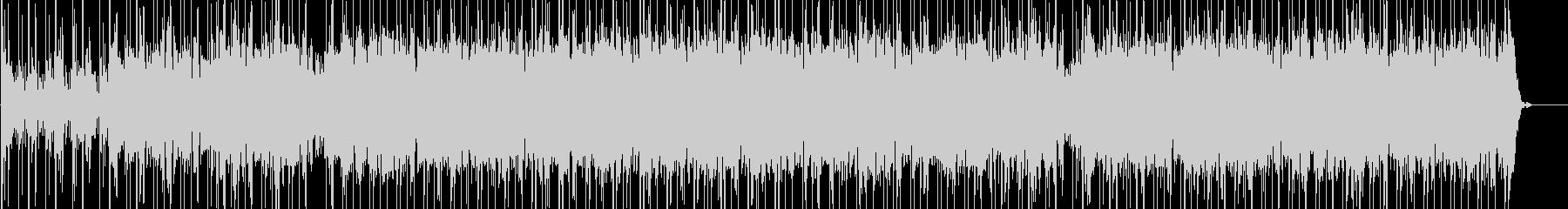 【チルアウト】洋楽、スムースR&Bの未再生の波形