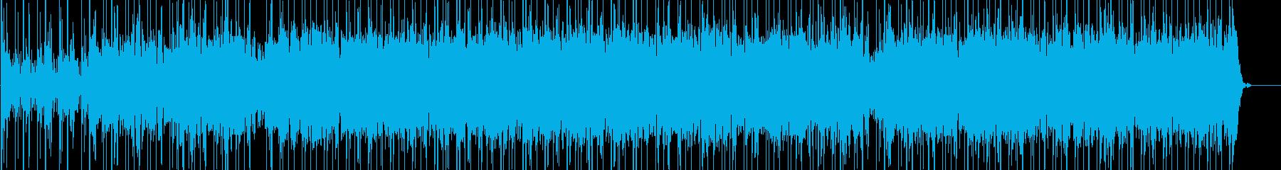 【チルアウト】洋楽、スムースR&Bの再生済みの波形