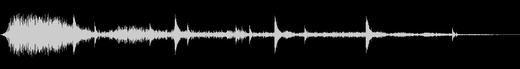 メタルマニア、メタルドアクリークオ...の未再生の波形
