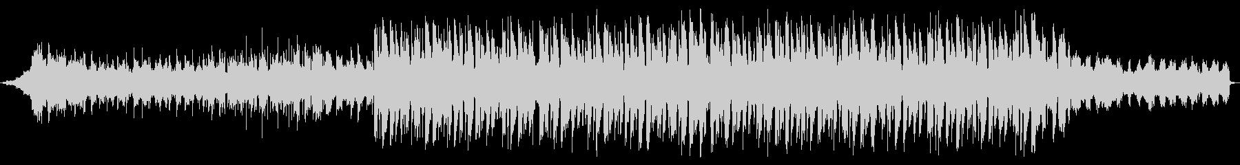 夏 海 ハウス 声ネタ 60秒版の未再生の波形