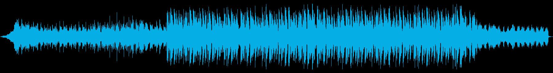 夏 海 ハウス 声ネタ 60秒版の再生済みの波形