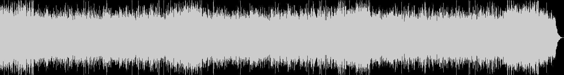 おだやかキラキラ/イントロ17秒の未再生の波形