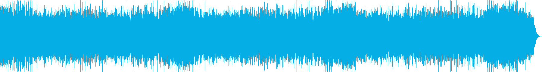おだやかキラキラ/イントロ17秒の再生済みの波形
