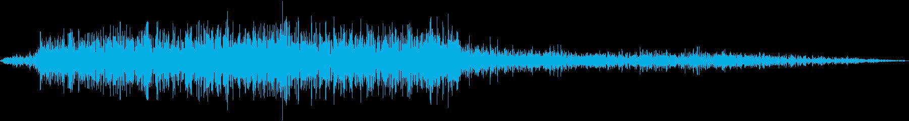 【ゲーム】 火 属性 02の再生済みの波形
