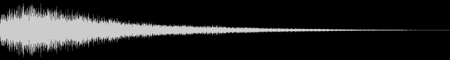 キラキラ/連鎖/コンボ/1回目の未再生の波形
